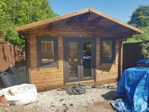 Bespoke Log Cabin