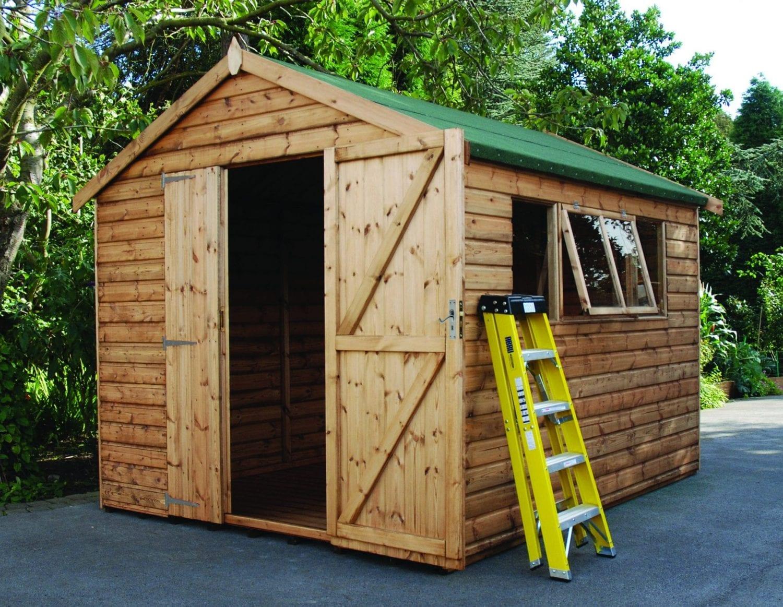 Regency shed Cawthorne