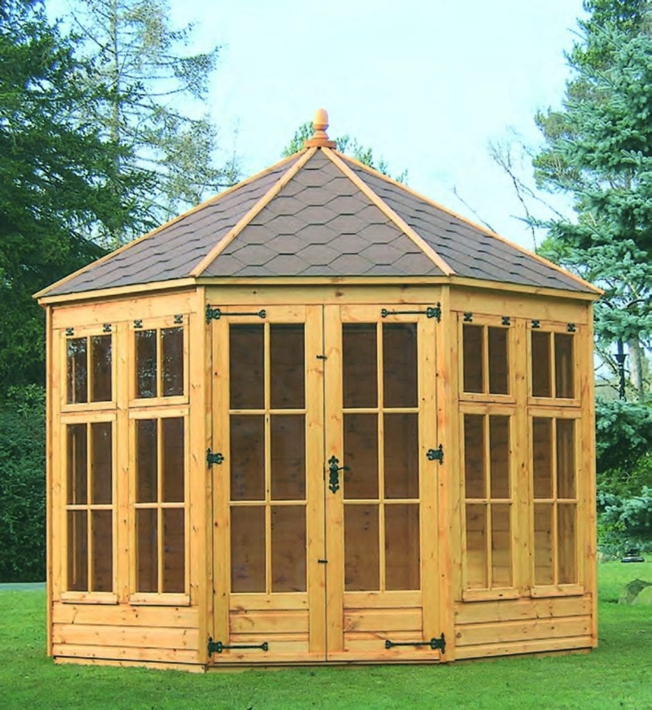 Regency summerhouse Kingstone 10