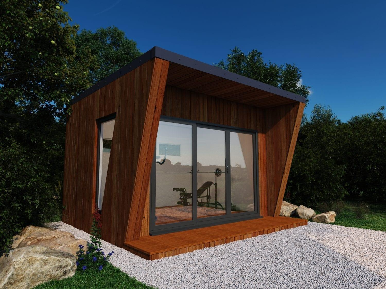 The Dulwich Garden Room shown in Cedar