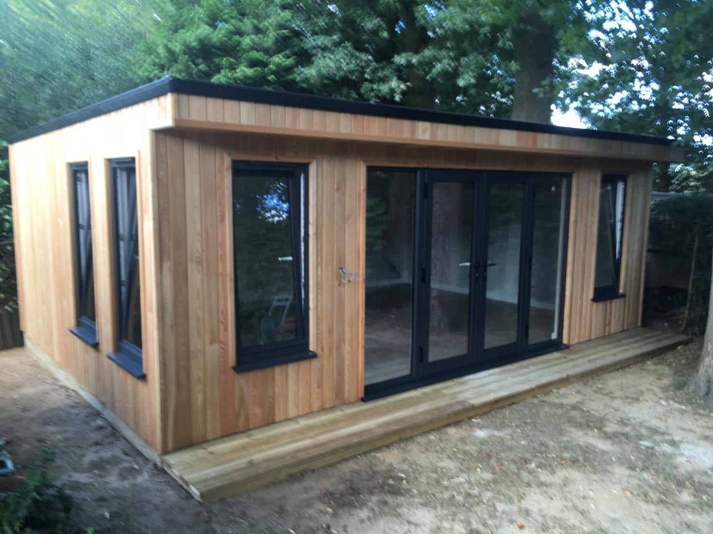 Finsbury garden room 6.5mx4.5m