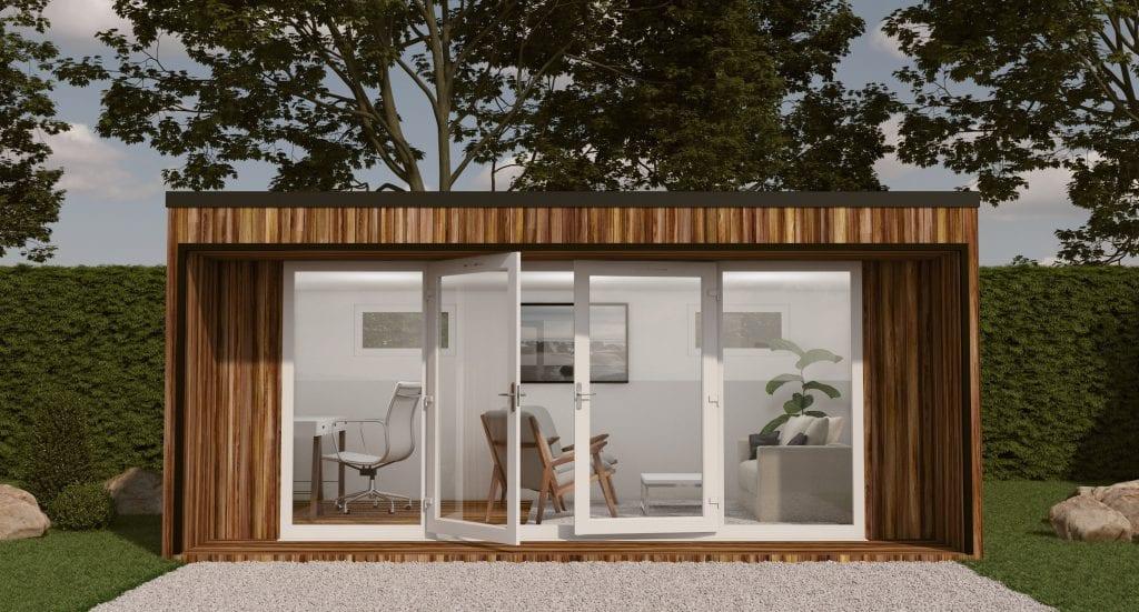 The Hoxton Garden room