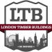 LTB Logo-White Strap